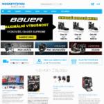 Hokejový e-shop